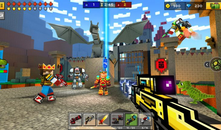 Know About Pixel Gun 3D Hacking Tool