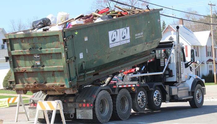 dumpster rental Troy MO