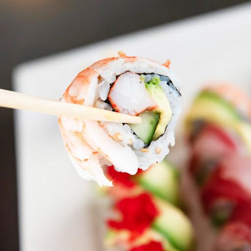 Taste the best sushi