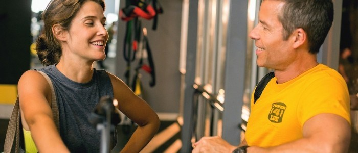 duty of personal trainer