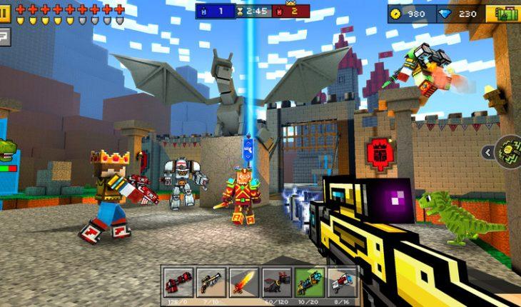 Know About Pixel Gun 3D Hacking Tool
