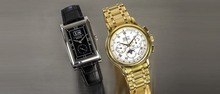 branded time-pieces