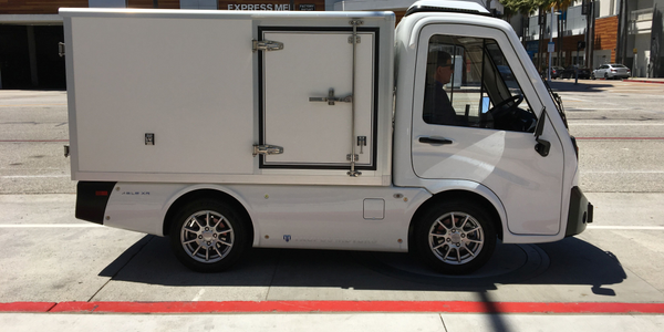 refrigerated delivery