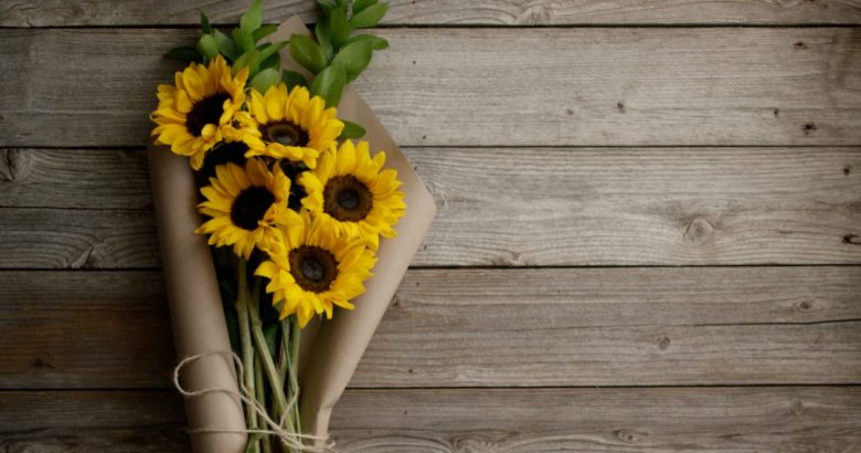 sunflower bouquet singapore